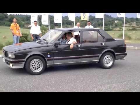 Giulietta Turbodelta - raduno Alfa -Vallelunga - 2013