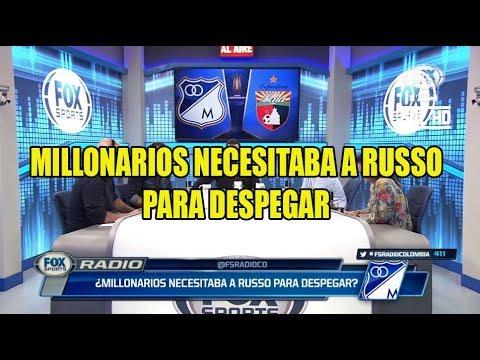 """Analisis Millonarios vs Deportivo Lara  - """"Millonarios Necesitaba a RUSSO"""""""