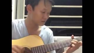 [Mitxi Tòng] Live streaming guitar 02