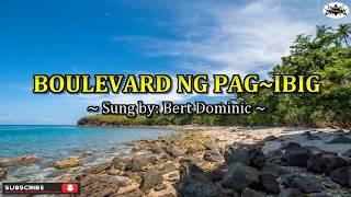 BOULEVARD NG PAG~IBIG - Karaoke Tagalog version