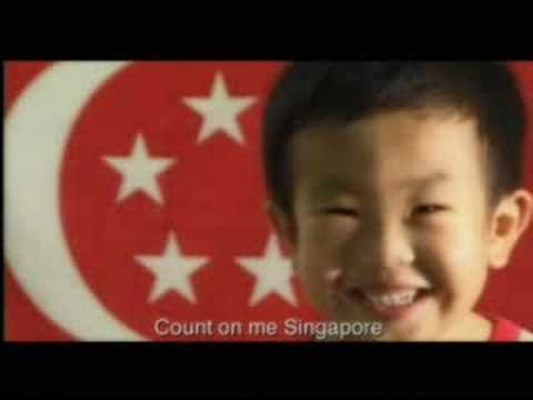 Count On Me, Singapore (Old Singapore National Day Video)
