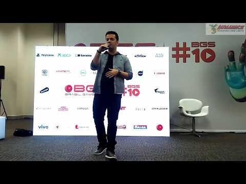 Conferência final da BGS - Brasil Game Show