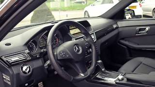 Mercedes-Benz E-Klasse 250 Cdi Blue Efficiency Avantgarde AMG