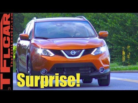 2017 Nissan Rogue Sport Review: Top 5 Surprising Facts!