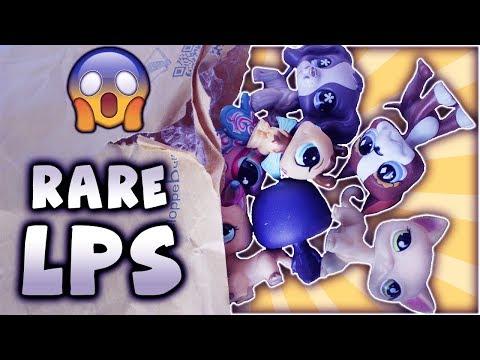 RARE LPS HAUL! Littlest Pet Shop Toy Review!| Alice LPS