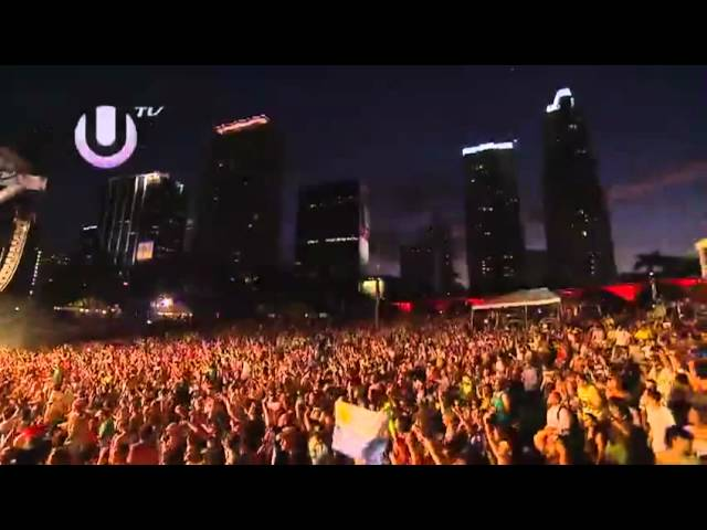Bloody Beetroots DjSet @ UMF 2012 - Last record