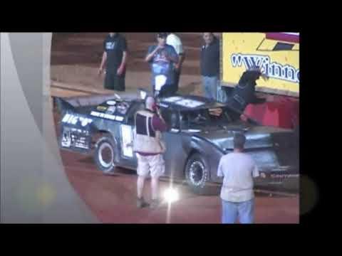 Wayne Echols wins Dixie Speedway August 2, 2014
