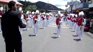 Banda Comunal de la Fortuna de San Carlos, Musica en las Montañas, Acosta 2013