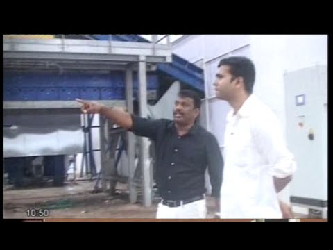 Michael Lobo Interview at the Solid Waste Management Plant