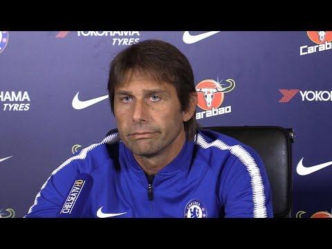 Antonio Conte Full Pre-Match Press Conference - Chelsea v Arsenal - Premier League