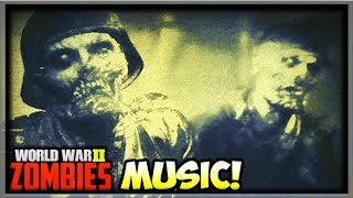 Call of Duty WW2 Zombies Menu Music / WW2 Nazi Zombies Menu Music (COD WW2 Zombies Theme Song Music)
