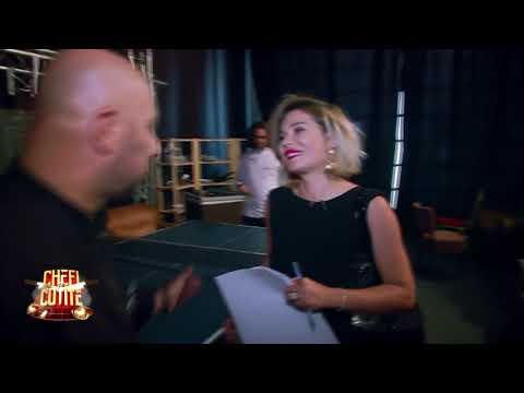 Gina Pistol vrea să-l facă pe Chef Scărlătescu breloc de chei!