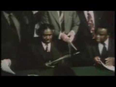Ex Rhodesian PM Ian Smith dies - 21 Nov 07