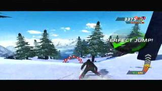 Skiing - MotionSports Adrenaline - PS3 Fitness