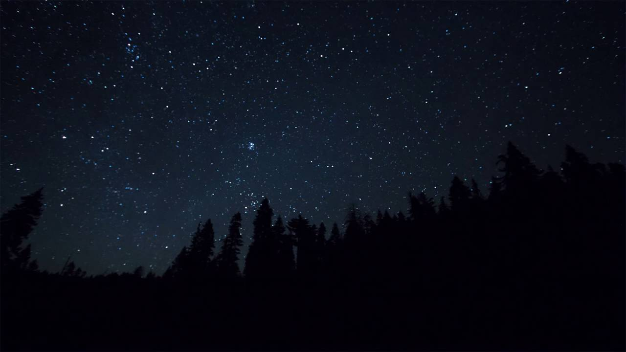 Perseid Meteor Shower August 13, 2015, Sequoia National ...