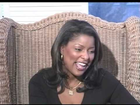 "Lori Stokes featured on VVH-TV's ""American Dreams Show"""