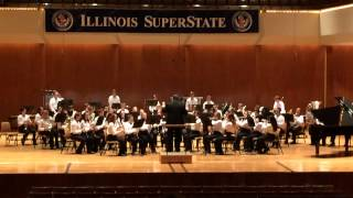 SuperState 2015 - Tinley Park HS Symphonic Band (AA)