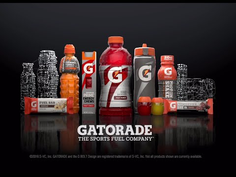 gatorade price structure