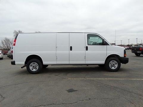 2014 GMC Savana Cargo Van For Sale Columbus Zanesville Newark OH Coughlin NM1494