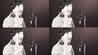 """Stayin Alive"" Bee Gees cover by Chris Commisso (GloZell contest)"