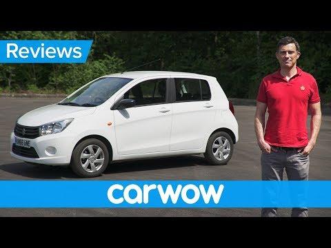 Suzuki Celerio 2018 in-depth review   Mat Watson Reviews - Dauer: 8 Minuten, 46 Sekunden