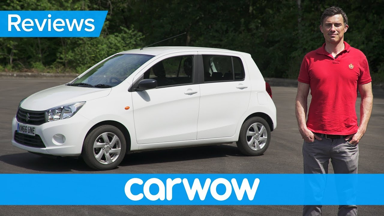 Suzuki Celerio 2018 In Depth Review Carwow Reviews Youtube