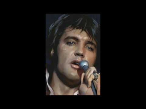 Elvis Presley - Its only Words ( live on stage in Las vegas )