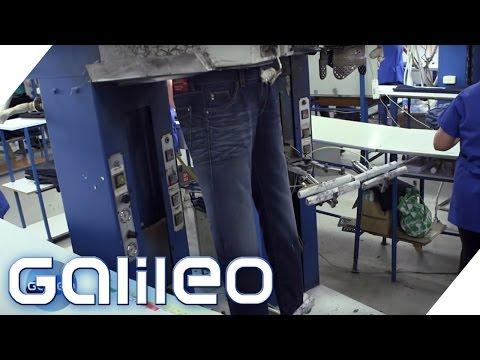 Kultobjekt: Alles was Sie über Jeans wissen sollten | Galileo | ProSieben