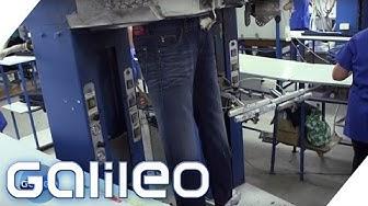Kultobjekt: Alles was Sie über Jeans wissen sollten   Galileo   ProSieben
