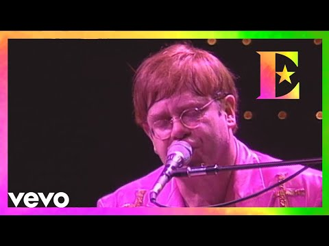 Elton John - Can You Feel The Love Tonight (Nashville Arena 1998)