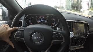 POV Drive - Jeep Grand Cherokee Laredo V6 2015