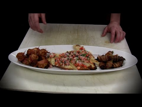 S02 E04 Appetizer Plate