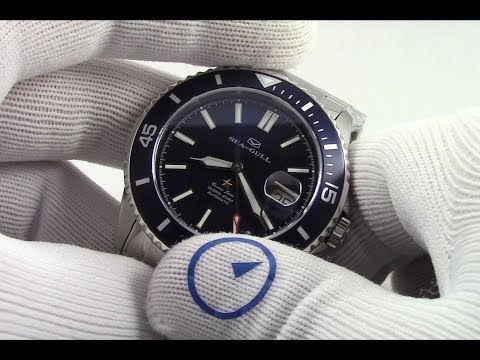 Sea-Gull Ocean Star Automatic Dive Watch Review