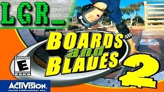 LGR - Boards & Blades 2 - PC Game Review