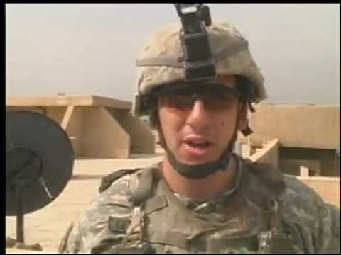 172nd Stryker Brigade in Iraq in 2006 - Life in Iraq