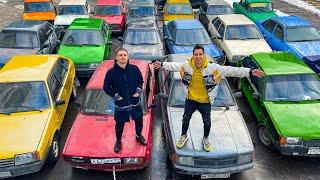 ЛИТВИН vs ГОРДЕЙ. Кто больше купит авто за 24 часа? ЧЕЛЛЕНДЖ