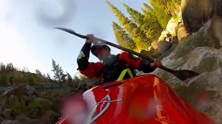 GoPro HD: Kayaking 2012 TEVA Mountain Games - Steep Creek Preview