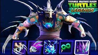 Черепашки Ниндзя Легенды СОСТАВЫ ОТ ПОДПИСЧИКОВ качаем СУПЕРШРЕДДЕР на максимум игра TMNT Legends
