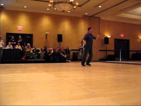 Waltzing at Twilight ~ John Dembiec demo @ 2013 Toronto Celebrate Dance Workshop