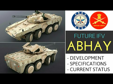 Abhay IFV - All Updates About DRDO Abhay IFV | Indian Army IFV Current Status (Hindi)