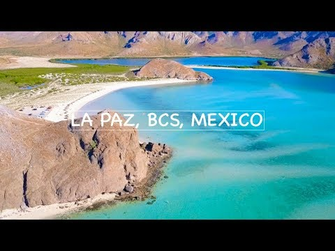 BEST BEACHES IN THE WORLD!  La Paz BCS Mexico