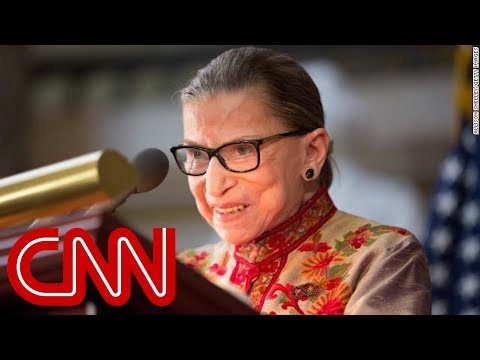 Ginsburg misses first Supreme Court argument