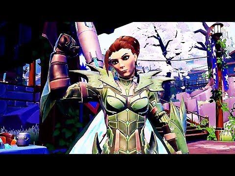 DAUNTLESS Gameplay Trailer (2019) PS4 / Xbox One / PC
