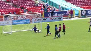 football festival u7 u8 goals