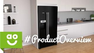 Bosch American Fridge Freezer KAD90VB20G Product Overview   ao.com