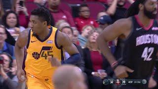 2nd Quarter, One Box Video: Houston Rockets vs. Utah Jazz