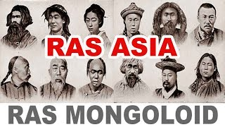 Kelompok Ras Asia