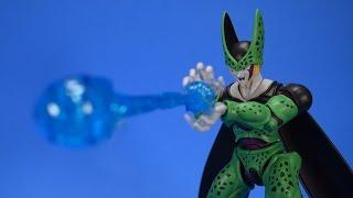 Bandai Dragon Ball Z Perfect Cell Model Kit Figure-rise Standard