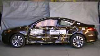 2013 Honda Accord Coupe   Documentation for Side Crash Test   NHTSA   CrashNet1