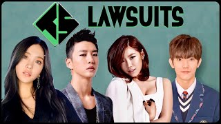 Baixar History of Every Major K-Pop Lawsuit with TS Entertainment